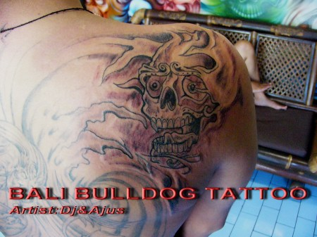 BALI BULLDOG TATTOO STUDIO